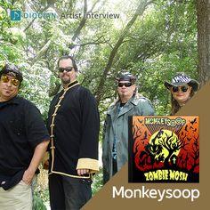 Musical group of 'Experimetal' pioneers! #Monkeysoop Interview Copyrights ⓒ DIOCIAN.INC  Global Social Music Flatform DIOCIAN https://www.facebook.com/diocianglobal/posts/576855512457158 #DIOCIAN #Global #Music #Musician #Interview #Artist #Collaboration #Record #Studio #Lable #Hiphop #Singer #Star #Experimetal #Mock #Rock #ZombieMosh