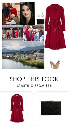 """Visiting the MacBride Museum of Yukon History, Whitehorse, Yukon"" by new-generation-1999 ❤ liked on Polyvore featuring Ivanka Trump"