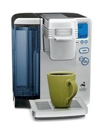 Might go with this if the Keurig keeps brewing slowly.