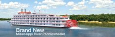 American Cruise Lines River Cruises all over the U. - there are so many great places to see and explore domestically, and river cruising is a great way to do it. American Cruise Lines, American Cruises, Great Places, Places To See, Travel Around The World, Around The Worlds, Cruise Planners, Alaska Cruise, Natural Scenery