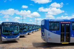 Com aquisição de novos ônibus, Boa Vista passa a ter frota com 100% de acessibilidade #pmbv #prefeituraboavista #boavista #roraima