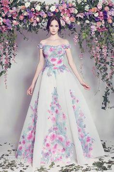 2dc846a71c 31 imágenes increíbles de vestidos primaverales