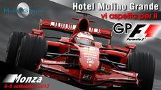 Imperdibile appuntamento con il GP di Monza! Pernotta all'Hotel Mulino Grande!