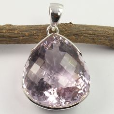 Started in SUNRISE JEWELLERS (Indian Silver Jewellery Us has flourished into one of the top manufacturers & exporters for gemstone studded silver jewelry & Sterling silver jewelry without gemstones. Amethyst Pendant, Amethyst Gemstone, Pendant Jewelry, Gemstone Jewelry, Silver Jewellery Indian, Sterling Silver Pendants, Pear, Gemstones, Check