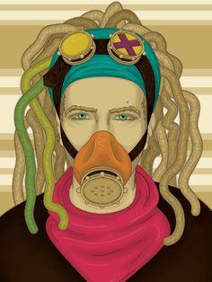 Create a Steam Punk Inspired Portrait in Illustrator CS6 – Tuts  Premium Tutorial (via vector.tutsplus.com)