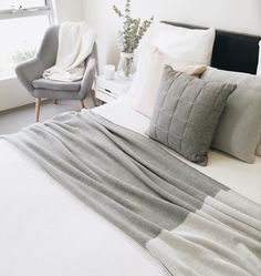 Immy and Indi | Bedroom Inspo from @megcaris