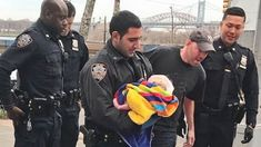 NYPD cops help deliver Easter baby in car
