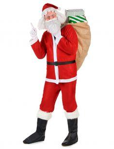 2 MS Babbo Natale Cappello donna con trecce natalizio Natale Fancy Dress Party Accessori