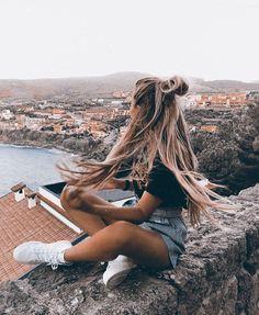 ð … - Makeup İdeas Photoshoot Cute Instagram Pictures, Cute Poses For Pictures, Instagram Pose, Insta Pictures, Picture Poses, Hair Pictures, Pic Pic, Instagram Summer, Summer Pictures