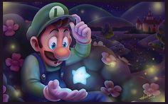 Oh boy, it's a Luigi! by wrellek Super Mario And Luigi, Super Mario Art, Super Mario Brothers, Hama Beads Minecraft, Perler Beads, Metroid, Instructions Lego, Luigi And Daisy, Art Hama