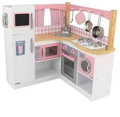 12 delightful kids wood play toys images play kitchens kids rh pinterest com