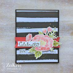 Stampin' Up! - Birthday Blooms, Suite Sayings - ZoKris
