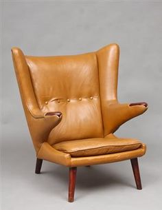 Bamsestolen, model AP-19, Hans J. Wegner.