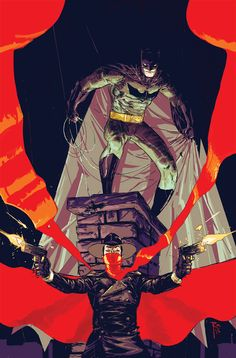 BATMAN/THE SHADOW #1