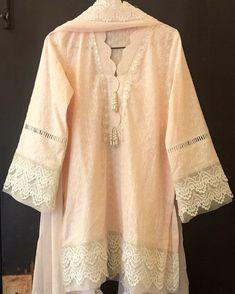 No photo description available. Pakistani Fashion Casual, Pakistani Dresses Casual, Pakistani Dress Design, Formal Dresses, Neckline Designs, Dress Neck Designs, Stylish Dress Designs, Shirt Style Kurti, Dress Patterns