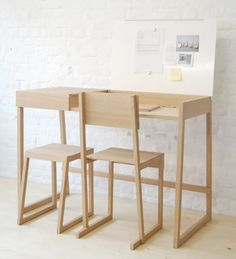 DIY Desk Ideas from Lamaisondemarina