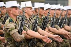French Foreign Legion.