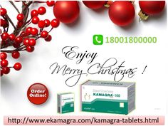 This #Christmas Gift Kamagra for Better Erections : #Kamagra is a gift that does the world of good to your friend or relative suffering from weak erections. Gift kamara tablets this Christmas to your friend or relative with erectile dysfunction and help him to recover from ED and enjoy steamy nights. To learn how this #medicine can work for your friend, click...http://www.ekamagra.com/kamagra-tablets.html