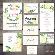 Svatební oznámení na míru