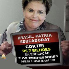 HELLBLOG: Os professores do nosso Brasil precisam tirar o CA...