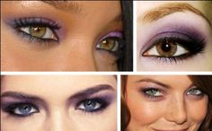how to apply five color eyeshadow - Google Search