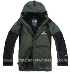 Mens The North Face Dark Green Gore-Tex Xcr Jacket [The North Face ZW6353] - $104.88 : North Face Jackets For Men,Women and Kids | Shopping Online http://www.varsityjacketwholesale.com/