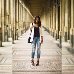 "305 Me gusta, 12 comentarios - Jupon & Macaron (@juponetmacaron) en Instagram: ""New post on my blog www.juponetmacaron.fr Pix by @_rencast_ #styleoftheday #instalook #potd #ootn…"""