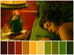 Color Theory Goes to the Movies | A.frame