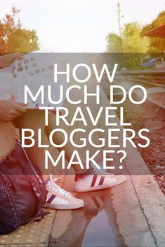 How much money do travel bloggers actually make? Is it a lucrative business or should we all just keep it as a hobby? Slow Travel, Packing Tips For Travel, Family Travel, Europe Photos, Travel Logo, Travel Organization, Digital Nomad, Travel Images, Blogging