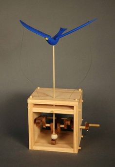 do it yourself ideas Wooden Projects, Wood Crafts, Fun Crafts, Kinetic Toys, Kinetic Art, Woodworking Toys, Woodworking Projects, Interaktives Museum, Mechanical Art