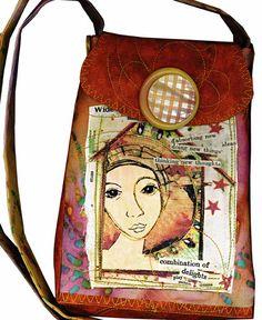 Some really amazing art bags from DJ Petitt