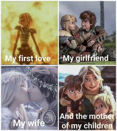 I💙 Astrid's hair tho Httyd Dragons, Dreamworks Dragons, Disney And Dreamworks, Dragons Edge, How To Train Dragon, How To Train Your, Toothless Dragon, Hiccup And Astrid, Dragon Rider