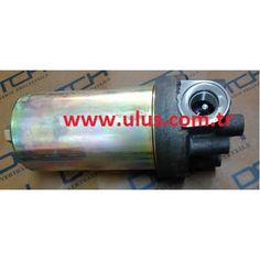 424-16-11140 Cover head Case Oil Filter assy Transmision Komatsu