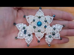 Beading Projects, Beading Tutorials, Bead Crochet, Crochet Earrings, Beaded Flowers, Diy Tutorial, Beaded Jewelry, Diy And Crafts, Jewelry Making