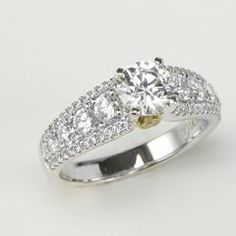 Exquisite ring from our bridal showroom.