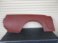 65-66 Ford Mustang Convertible NOS Quarter Panel Red Oxide C5ZZ-7927846-B #FORD