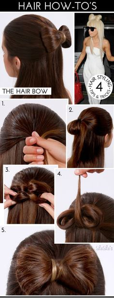 LuLu*s How-To: The oh-so-coveted hair bow-