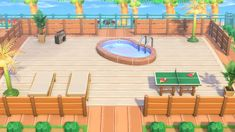 Community for Animal Crossing New Horizons on the Nintendo Switch. Post about anything and everything related to New Horizons from your island,. Animal Crossing 3ds, Animal Crossing Wild World, Animal Crossing Villagers, Animal Crossing Qr Codes Clothes, Horizon Pools, Dragons, Ac New Leaf, Path Design, Art Anime