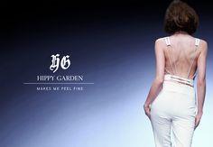 Hippy Garden Showroom Masarykova 5 www.hippygarden.net  Hippy Garden jumpsuit - The Ultimate Hit  #fashion #brand #design #hippygarden #croatia #masarykova5 #white #jumpsuit #elegant