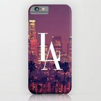LA phone case