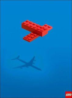 よく見ると感心させられる遊び心にあふれた世界の秀逸なポスター24枚 - GIGAZINE