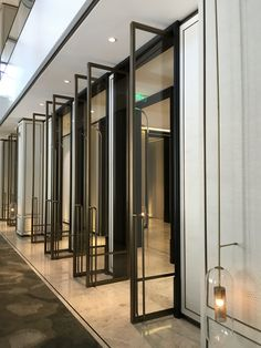 China Contemporary Hotel Interior Doors Manufacturers And . Slanted Door Vet Justine Kelly Is The New Chef At The . Home and Family Hotel Corridor, Hotel Door, Architecture Details, Interior Architecture, Vertical Doors, Resort Interior, Function Room, Interior Exterior, Interior Door