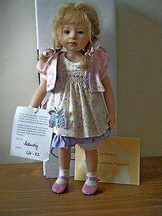 Heidi Plusczok doll Mandy ~ LE No: 42 of 120