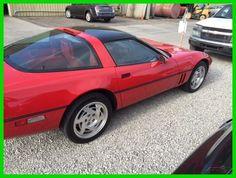 Chevrolet: Corvette Base Hatchback 2-Door 1990 used 5.7 l v 8 16 v manual rwd hatchback Check more at http://auctioncars.online/product/chevrolet-corvette-base-hatchback-2-door-1990-used-5-7-l-v-8-16-v-manual-rwd-hatchback/