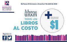Ya comenzó el Noveno Gran Remate del #AuditorioNacional, los esperamos en nuestro stand con #librosmaravillosos a precios especiales Logos, Logo