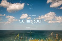 Seas -  Coming Soon HTML Template by earthquake on @creativemarket
