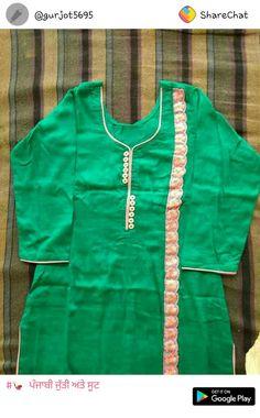 Chudidhar Neck Designs, Neck Designs For Suits, Kurti Neck Designs, Dress Neck Designs, Kurta Designs Women, Blouse Designs, Designer Kurtis, Designer Dresses, Gala Design