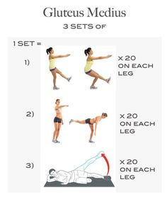 images physical fitness for glutes for women - Google Search