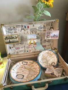 Traveling from Miss to Mrs. - A Travel Themed Bridal Shower | Legally Crafty: An ESQ Who Loves DIY