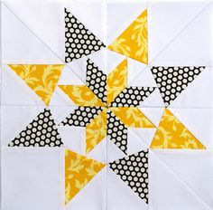 This block is called the Colorado Star and it is from the book titled 50 Fabulous Paper-Pieced Stars by Carol Doak.